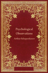 Psychological Observations
