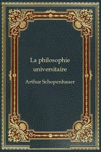 La philosophie universitaire