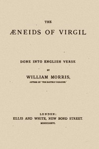 The Æneids of Virgil