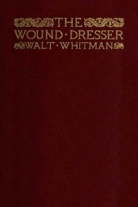 The Wound Dresser Walt Whitman