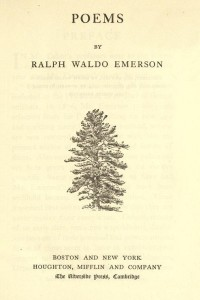 The Complete Works of Ralph Waldo Emerson (Poems)