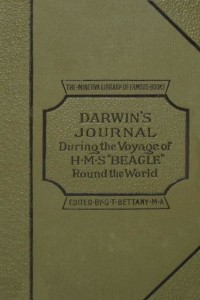Darwin's Journal During the Voyage of H. M. S. Beagle