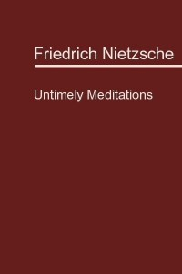 Untimely Meditations