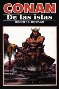 Conan de las islas - Robert E Howard