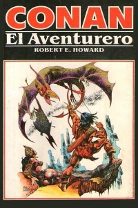 Conan el aventurero - Robert E Howard