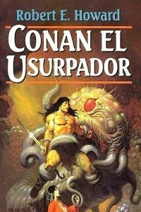 Conan el usurpador - Robert E Howard