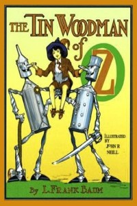 The Tin Woodman of Oz - Lyman Frank Baum