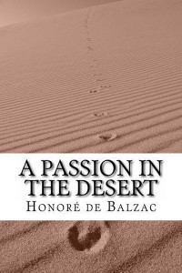 A Passion in the Desert - Honoré de Balzac