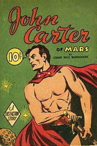 John Carter of Mars - Edgar Rice Burroughs