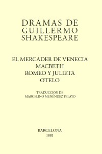 Dramas de William Shakespeare