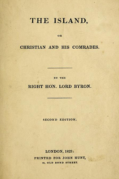 lord byron the major works pdf