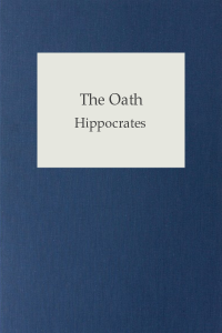 The Oath - Hippocrates