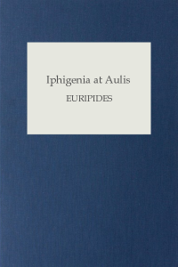 Iphigenia at Aulis - Euripides