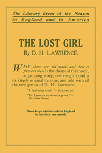 The Lost Girl - D H Lawrence