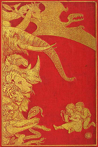 The Red Book of Animal Stories - Andrew Lang