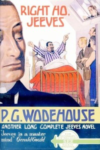 Right Ho Jeeves - P G Wodehouse