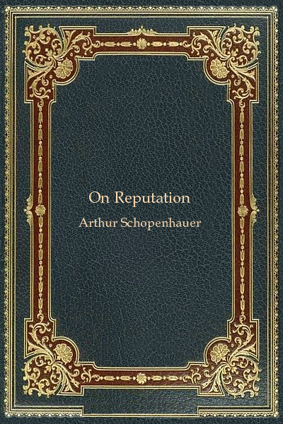 On Reputation