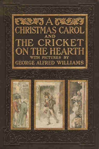 A Christmas Carol and The Cricket on the Heart