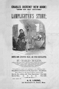 The Lamplighter Story - Charles Dickens