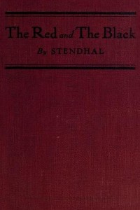 The Red and the Black - Stendhal