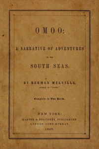 Omoo A Narrative of Adventures in The South Seas - Herman Melville