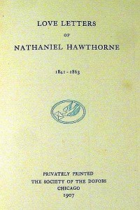 Love Letters - Nathaniel Hawthorne