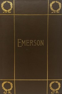 Poems - Ralph Waldo Emerson