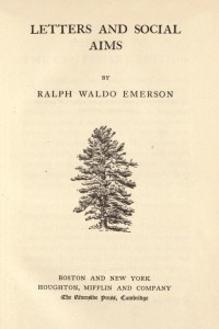 The Complete Works of Ralph Waldo Emerson - Centenary Edition - Volume VIII