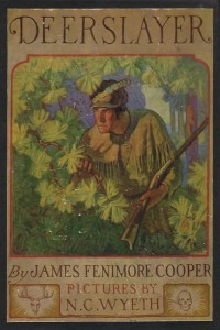 The Deerslayer - James Fenimore Cooper