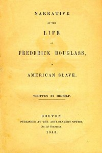 Narrative of the Live of Frederick Douglass