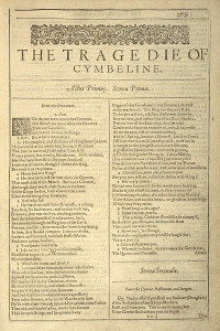 Cymbeline - William Shakespeare