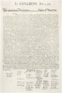 United States Declaration of Independence 2