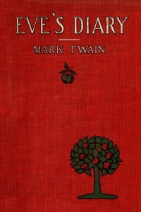 Eves Diary - Mark Twain - IMAGES