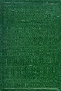Selected Prose of Oscar Wilde - Oscar Wilde