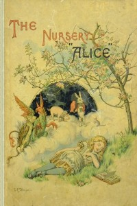 The Nursery Alice - Lewis Carroll