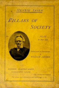 Pillars of Society - Henrik Ibsen
