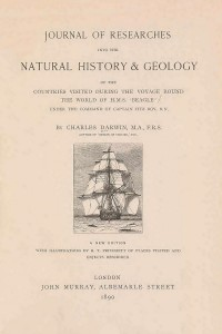 Journal of Researches into the Natural History and Geology - Charles Darwin