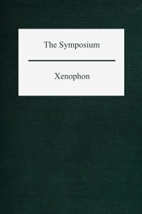 The Symposium - Xenophon