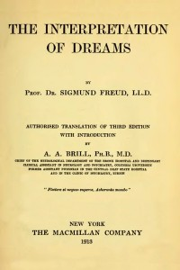 The-interpretation-of-dreams - Sigmund Freud