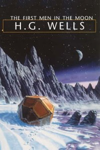 The First Men in the Moon - HG Wells