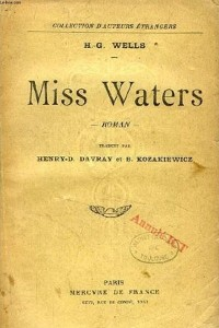 Miss Waters - HG Wells