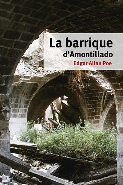 La Barrique d'amontillado
