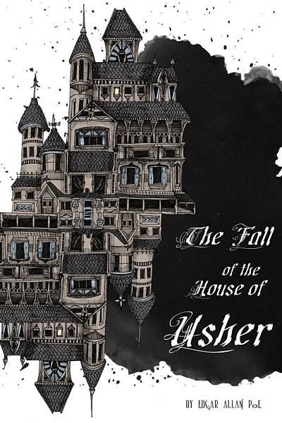 the fall of the house of usher summary