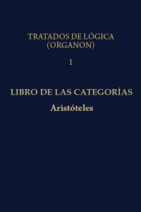Libro de las categorias - Aristoteles